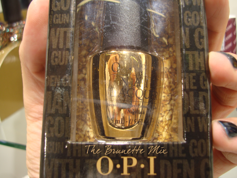 OPI-The man with the golden gun