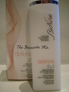 Bionike Defence latte-tonico secche
