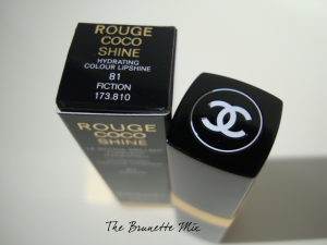 Chanel Rouge Coco Shine Fiction