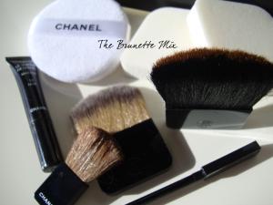 Chanel pennelli dettaglio