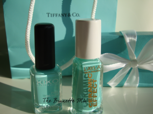 Tiffany nail color