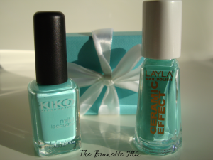 Tiffany nail polish