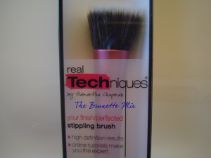 Real Tecniques Stippling Brush