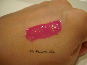 NYX lipgloss Dolly Pink