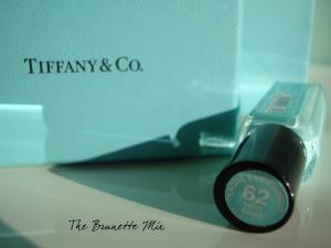 Tiffany Rouge Baiser 62 vert givre