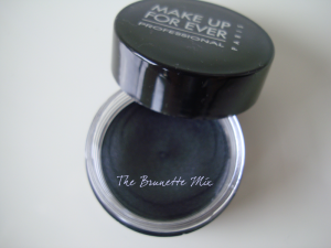 MakeUpForEver Aqua Cream 01-Anthracite