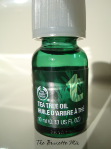 TheBodyShop Tea Tree Oil