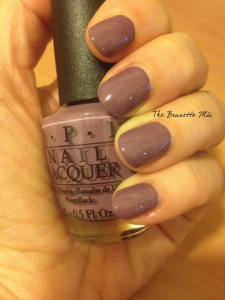 OPI - I'm feeling sashy