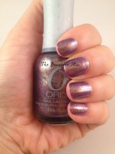 Orly Oui swatch