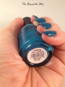 Orly Teal Unreal 20803