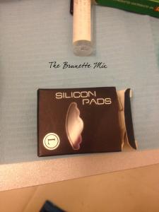 silicon pads ciglia