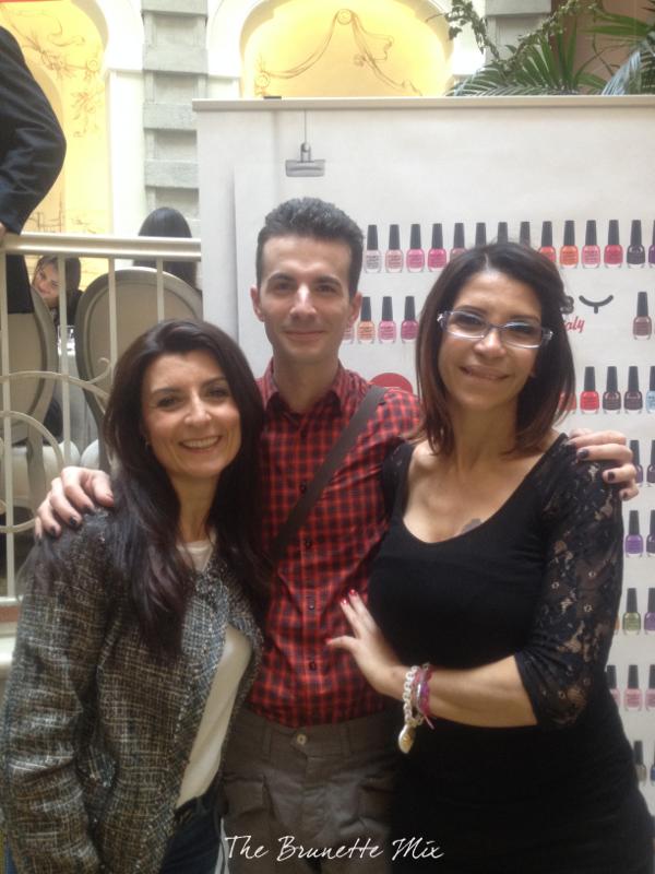 io, Marcello e Luisa