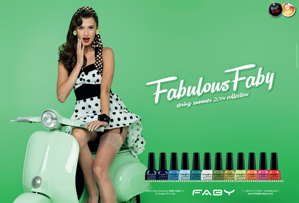 Faby Fabulous  Vespa