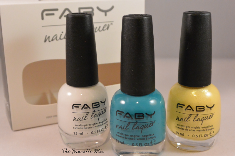 Faby Fabulous gift 2