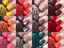OPI Brazil Collection - foto thepolishaholic.com
