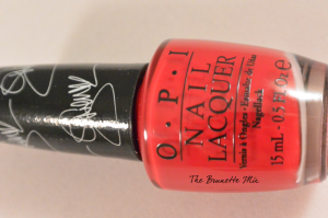 OPI over&over a-Gwen