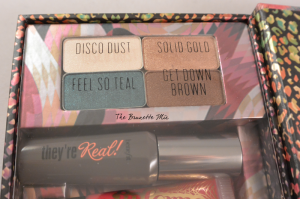 the Rich is back - eye shadows