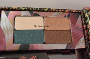 the Rich is back - eye shadows - detail