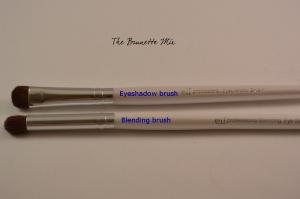 Elf eyeshadow & blending brush