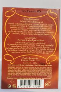 Bourjois Delice de poudre INCI