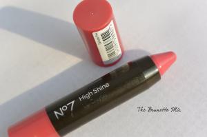 N°7 lip crayon
