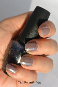 OPI on her Majesty's secret service 1coat