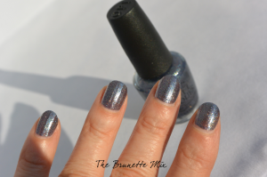OPI on her Majesty's secret service 2coat