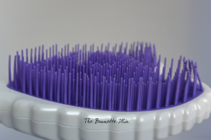 Tangle Angel brush bristles