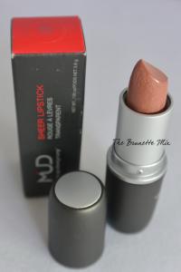 MUD Rose Clay lipstick