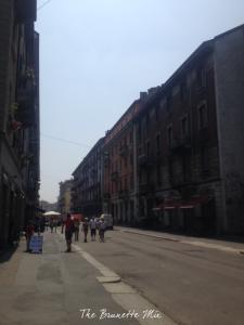 Milano via Casale