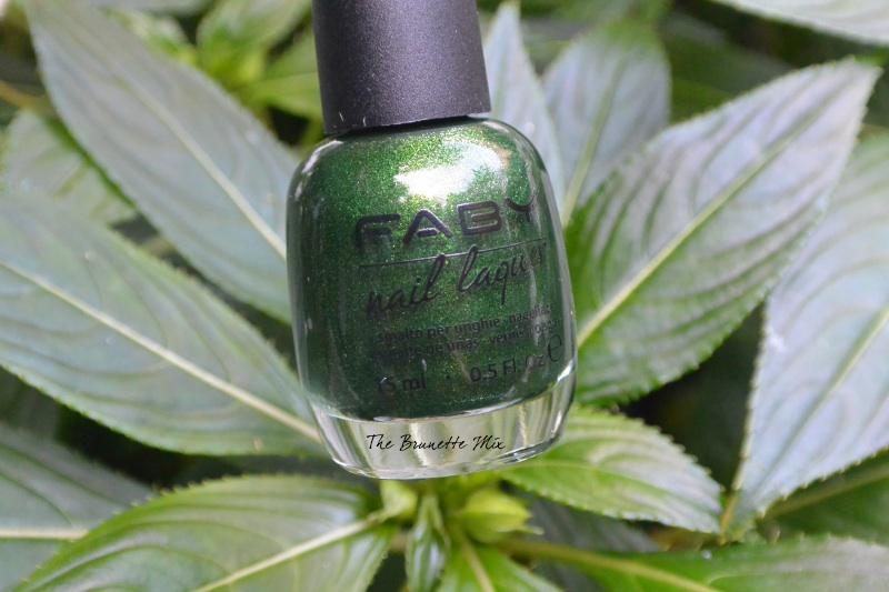 Faby - Glittering Chlorophyll