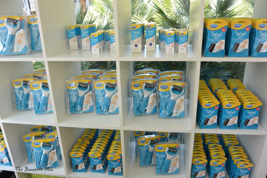 Scholl temporary store TBM