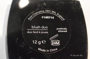 Avon Blush Duo