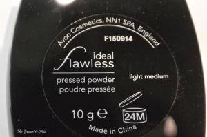 Avon Ideal Flawless Powder