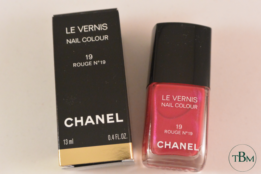 Chanel Le Vernis 19 - Rouge n°19