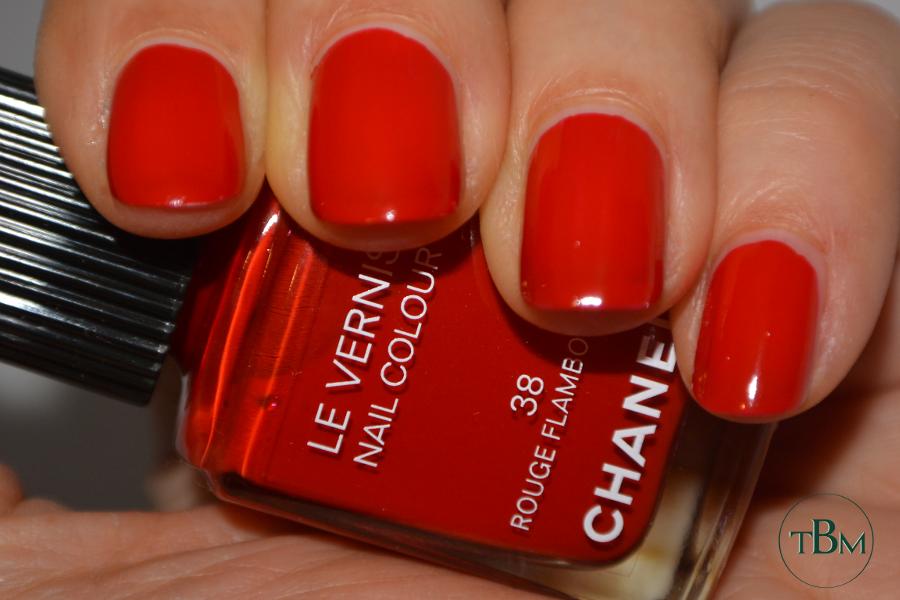 Chanel Le Vernis 38 - Rouge Flamboyant