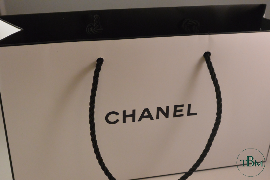 Chanel Beauty Bag