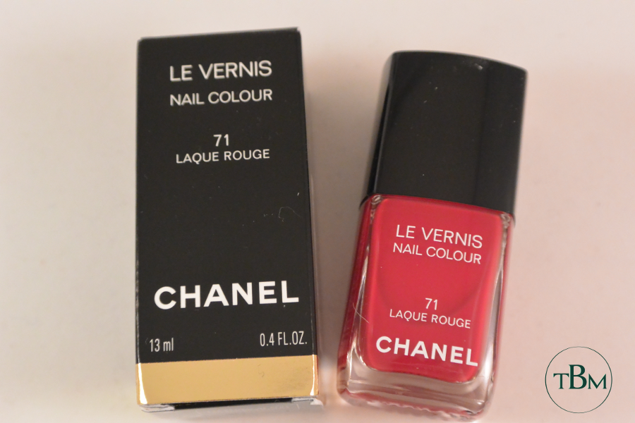 Chanel Laque Rouge 71
