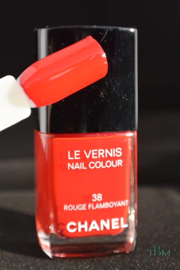 Chanel 38 Rouge Flamboyant