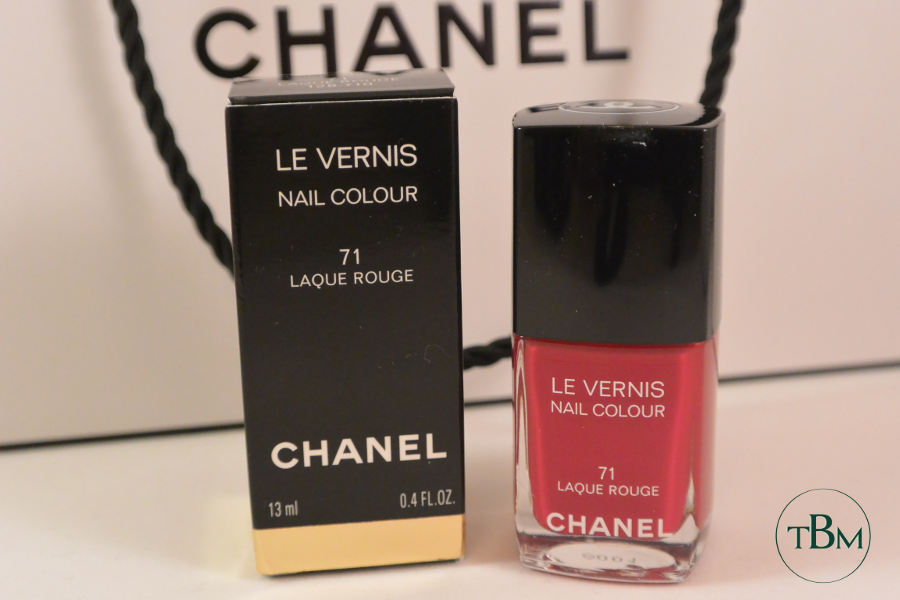 Chanel Le Vernis Laque Rouge