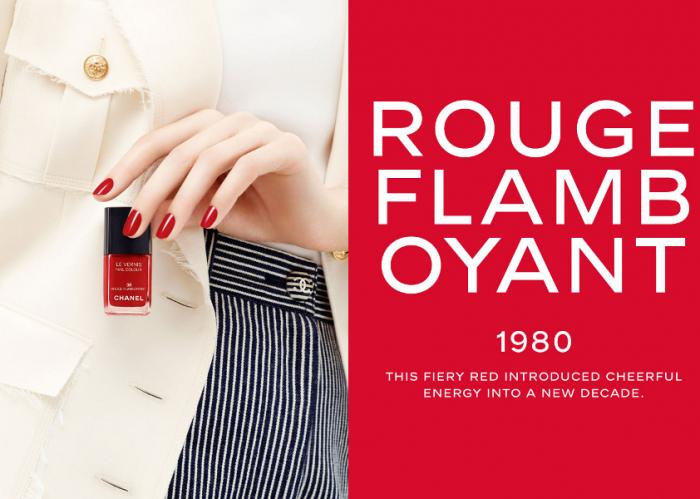 Les Rouges Culte - Rouge Flamboyant