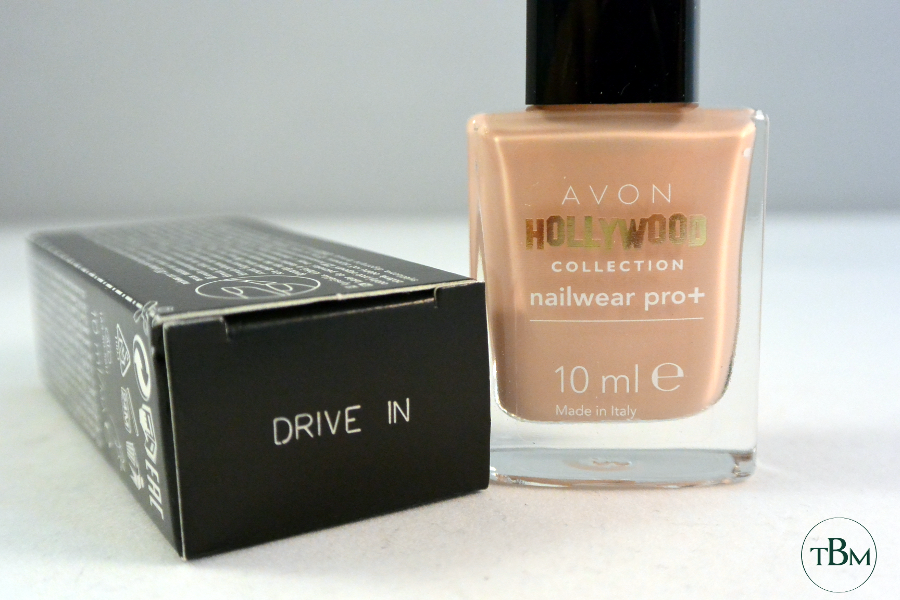 Avon-Drive In nailpolish