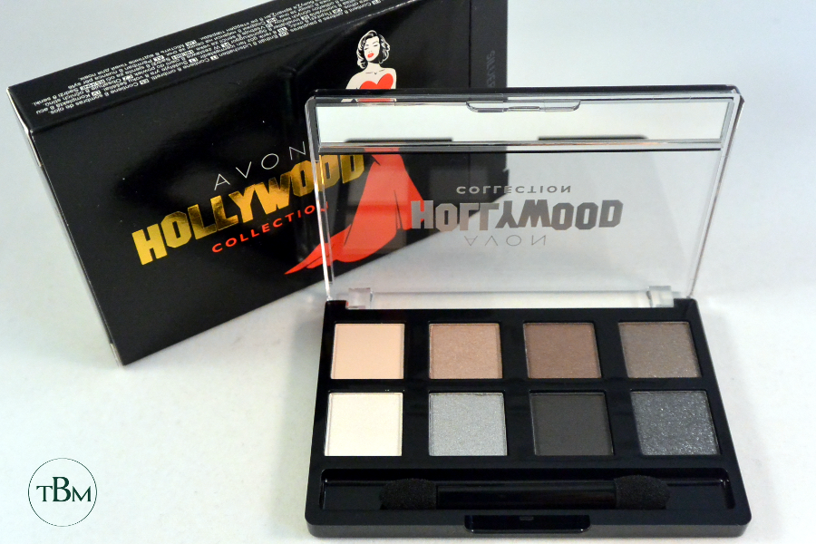Avon-Hollywood palette