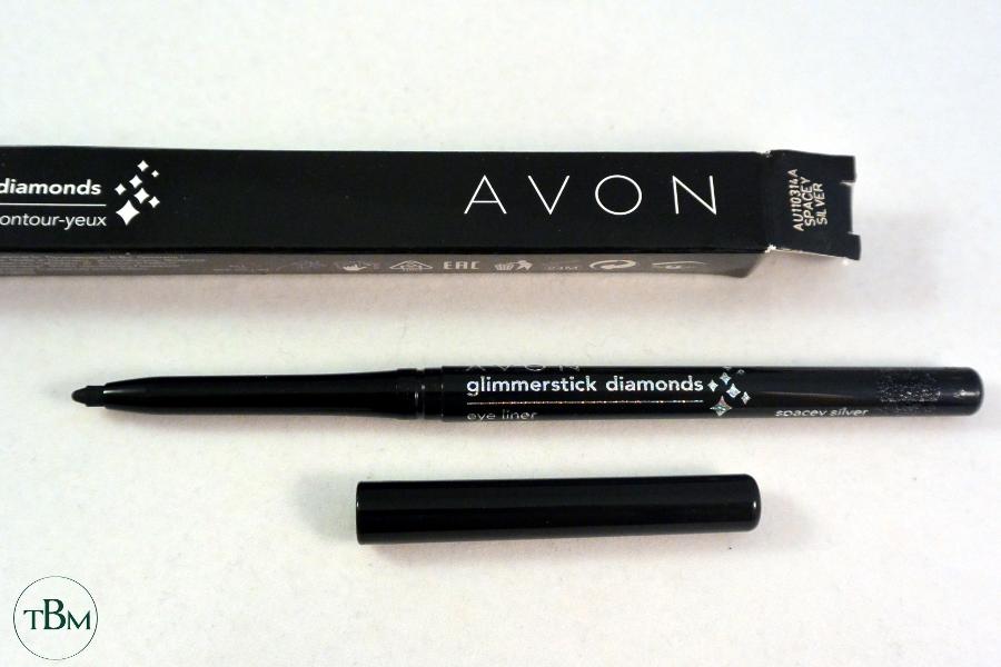 Avon-Spacey Silver eyeliner