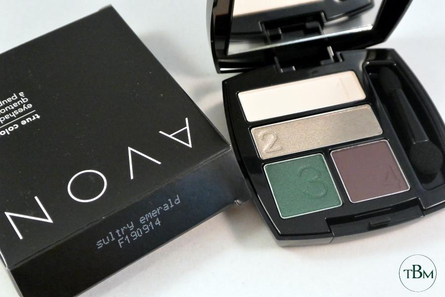 Avon-Sultry Emerald palette