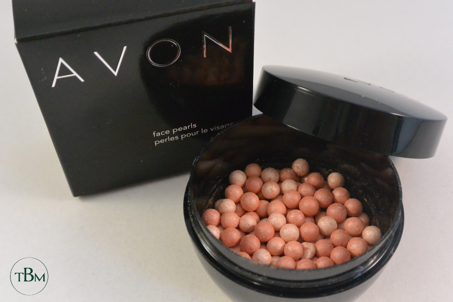 Avon-face pearls