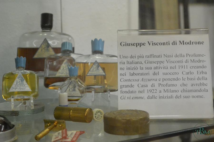museo del profumo - Contessa Azzurra