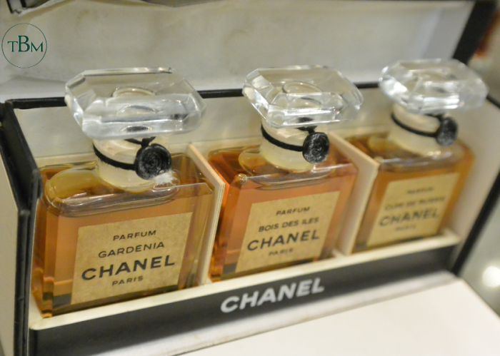 museo profumo Chanel n5