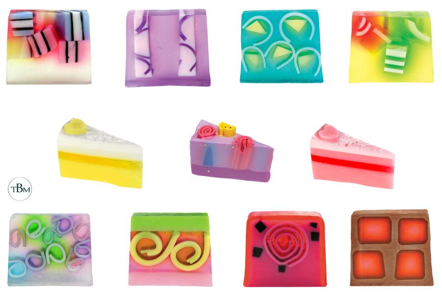 Bomb Cosmetics Soap