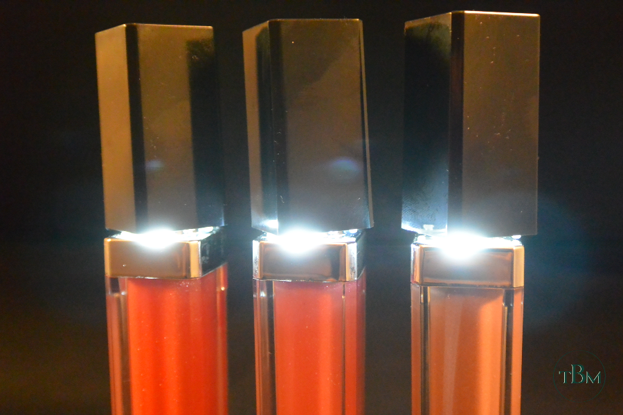 lip gloss led light
